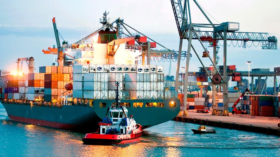 Cámaras de seguridad para el sector marítimo