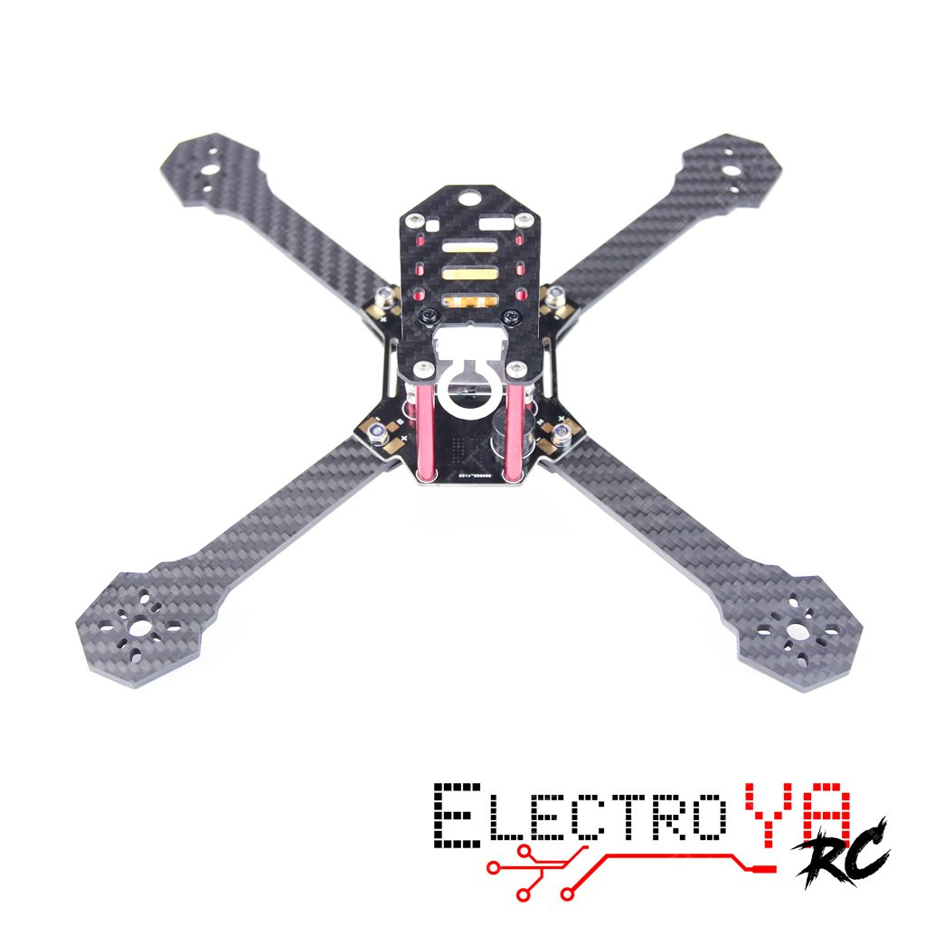 Frame Kit Emax Nighthawk X6 Con Pdb Integrada