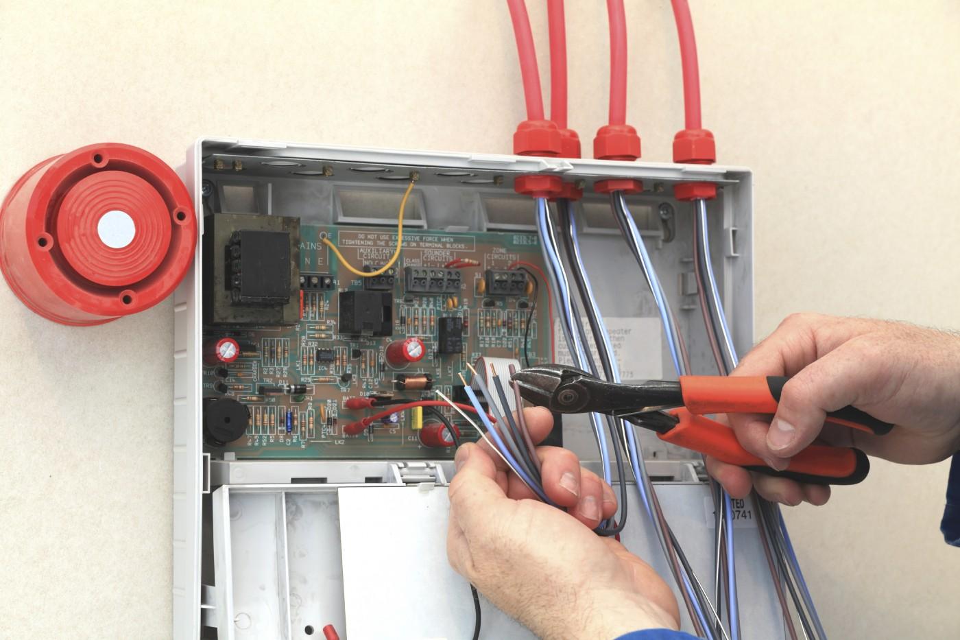 Domestic Alarm Systems