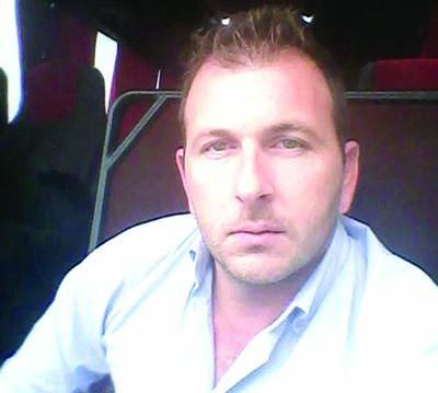 Ο οδηγός του λεωφορείου Γιάννης Μαντζώρος