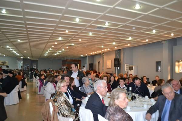 Σε εκδήλωση στην Κυπαρισσία:  Ευεργέτες τίμησε η Μητρόπολη Τριφυλίας