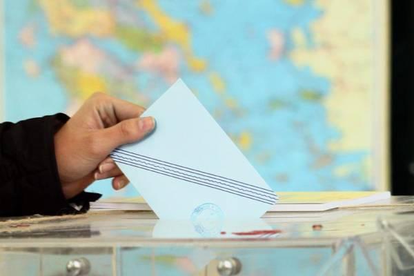 Τα πρώτα βήματα στην προεκλογική λεωφόρο
