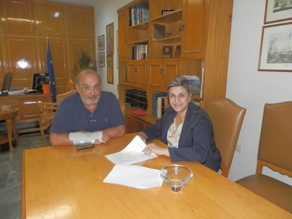 Συνάντηση Αλειφέρη - Κατσίβελα για το λιμάνι της Κυπαρισσίας