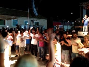 Αντιρατσιστικό φεστιβάλ στο πάρκο του Λιμενικού 6-7 Οκτωβρίου