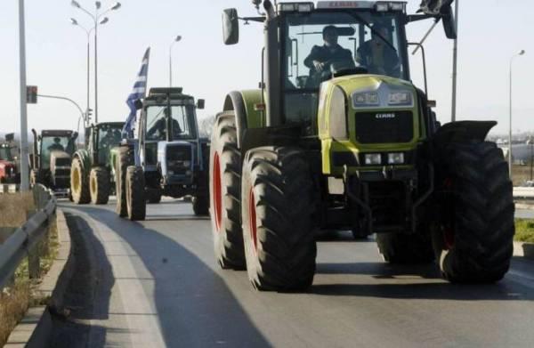 Συνεχίζονται οι αγροτικές κινητοποιήσεις στα μπλόκα της Πελοποννήσου