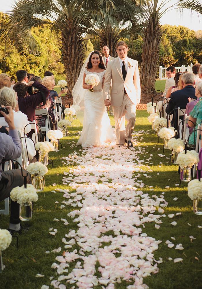 Elegant Isle Of Palms Wedding