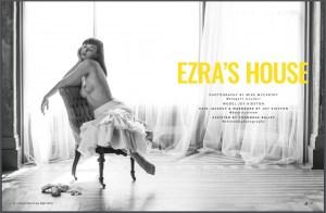 Andivero Magazine #16 (May 2018) - Ezra's House