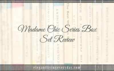 Madame Chic Series Box Set Review