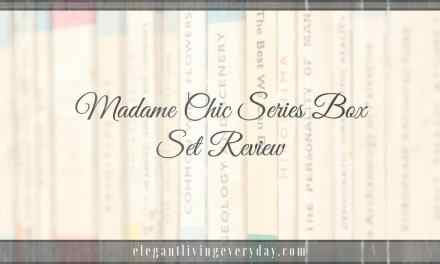 Madame Chic Series Box Set Review