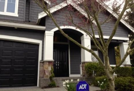 sammamish front door color