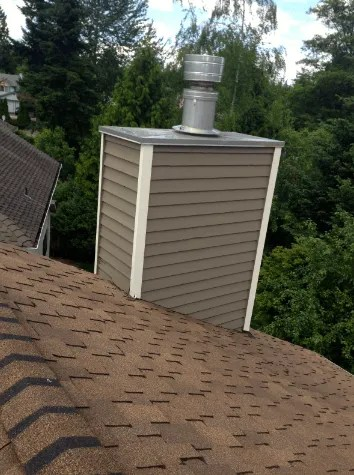 brown siding color