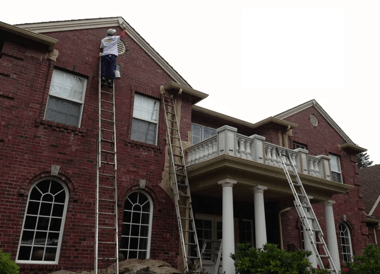 woodinville exterior paint contractors