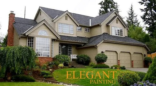 Exterior paint colors that go with red brick - Best exterior paint for wood siding ...