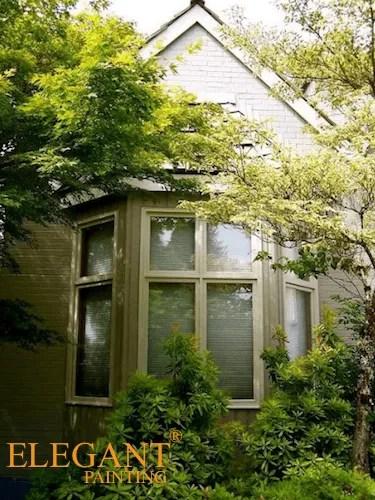 painting windows elegant