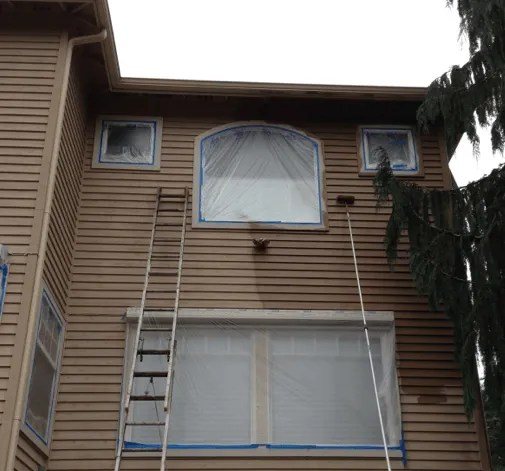 masking windows