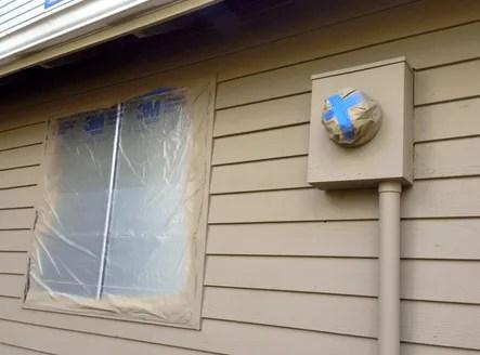 masking windows 98004