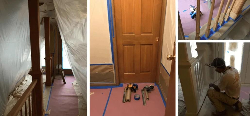 interior elegant painting contractors