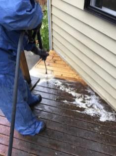 deck painting contractors kirkland