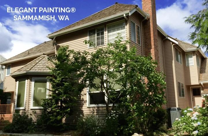 sammamish wa house painters