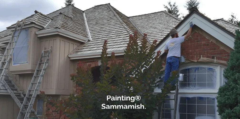 woodinville WA house painters