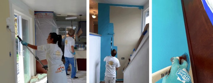 interior hosue painters