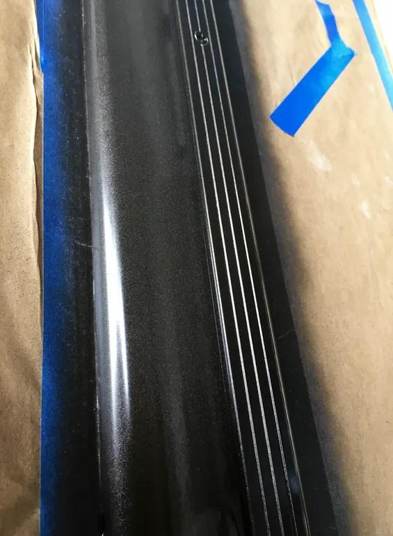 paint door metal