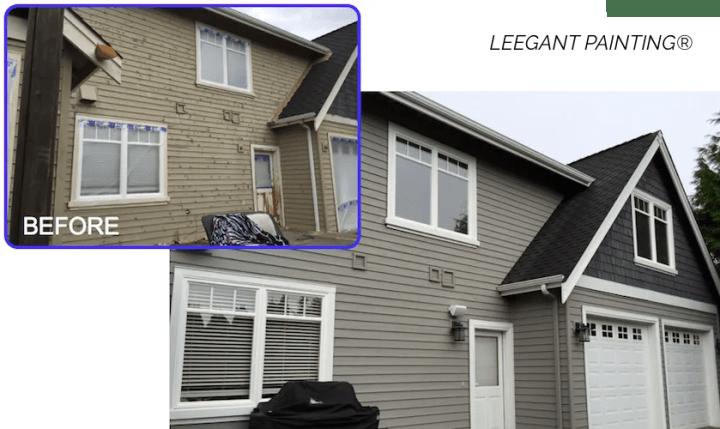 bellevue house painters. Black Bedroom Furniture Sets. Home Design Ideas