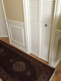 inside door painting