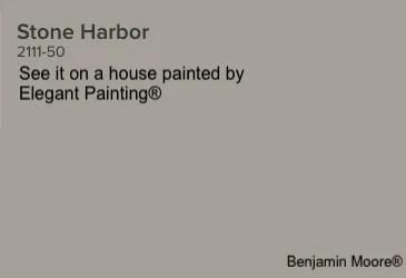 Benjamin Moore Stone Harbor 2111-50
