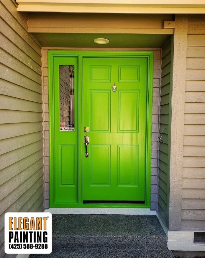 SW 6921 Electric Lime