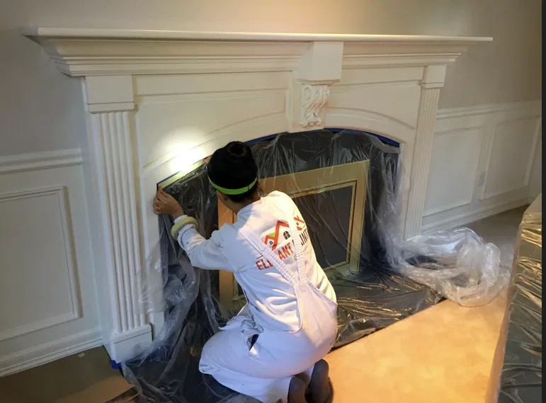 cottage lake interior painters