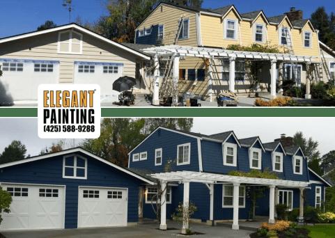 exterior painters wa state