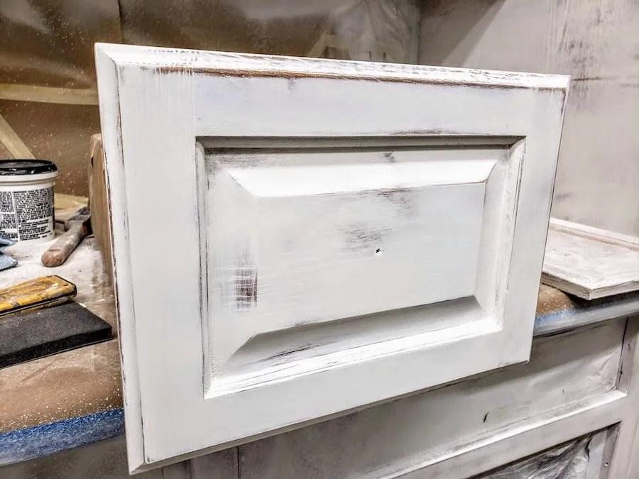 cabinet door primed 98053