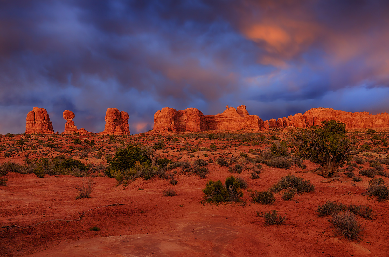 Fine Art Nature Photography From Arches National Park And