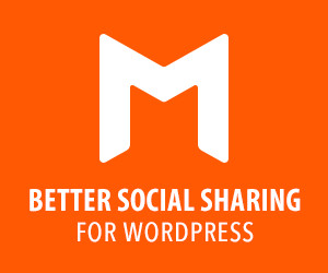 Monarch Social Sharing Plugin