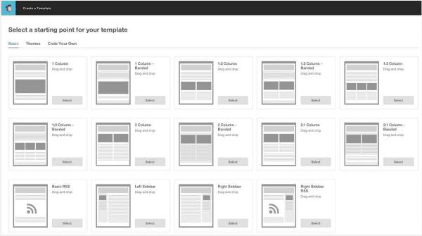 Criando um template no MailChimp - Pluga