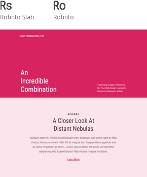 Download Free Divi Font Combination Layout Pack: 1 Beautiful Layout ...