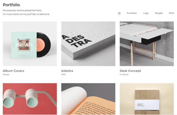 Portfolio layout · creative portfolio · personal portfolio. 30 Best Portfolio WordPress Themes For Creatives Professionals In 2016 Elegant Themes Blog