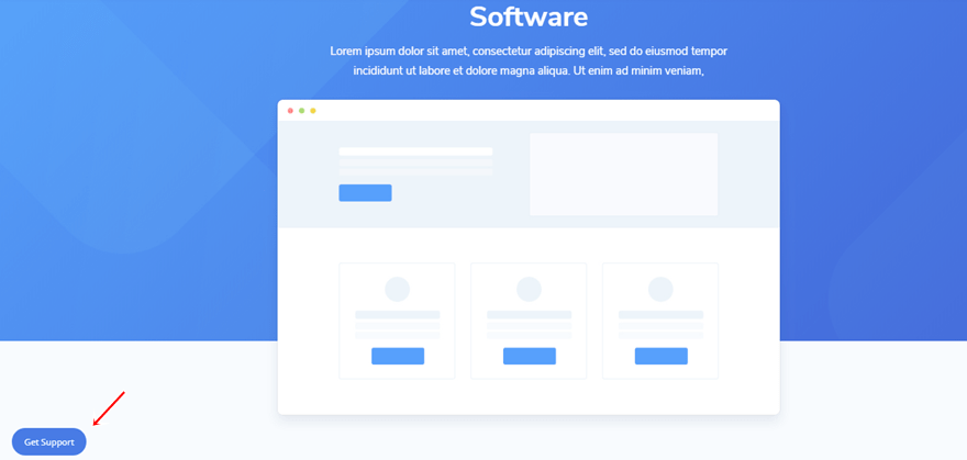 How to Add Ticket Support to Divi's Free SaaS Layout Pack — Elegant Themes Blog