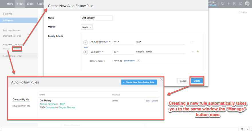 zoho crm detailed overview