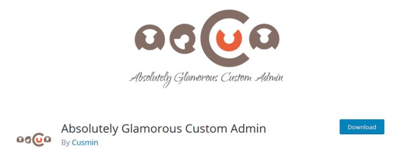custom admin