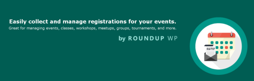The Registration for The Events Calendar add-on