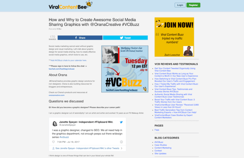 chat round up vcbuzz