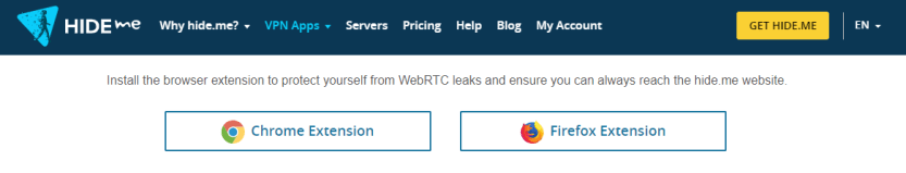 Example of web proxy extensions.