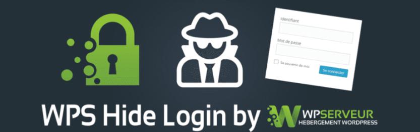 The WPS Hide Login plugin.
