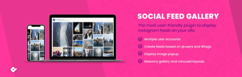 The Social Feed Gallery plugin.