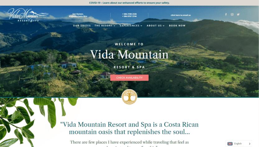 Vida Mountain