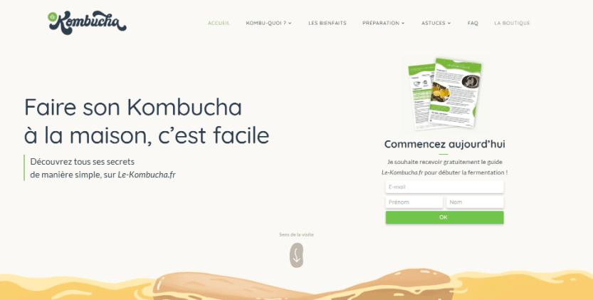 Le Kombucha