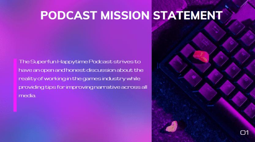 advertising media kit mission statement