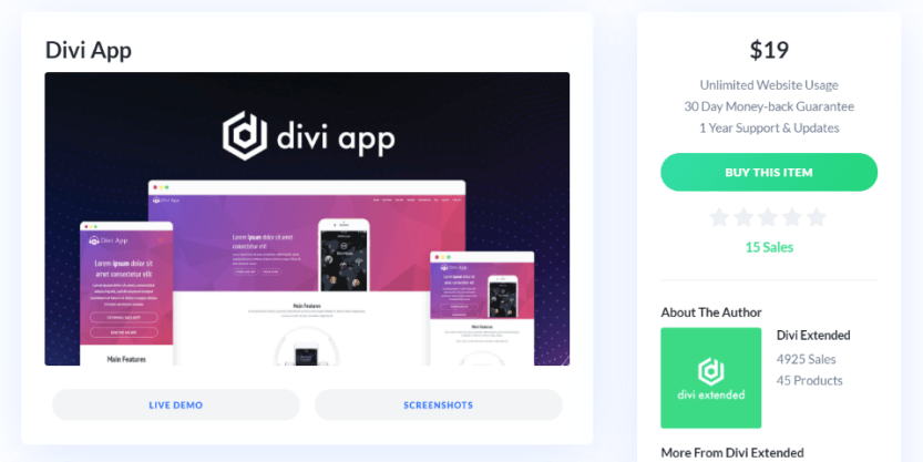 Where to Purchase Divi App